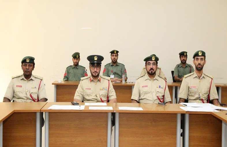 شرطة دبي تنظم ورشه عمل تحديث الخطط التنفيذية لإدارة أمن المواصلات