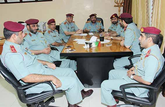 شرطة رأس الخيمة تطلق مبادرة لتطوير خدمات الجمهور