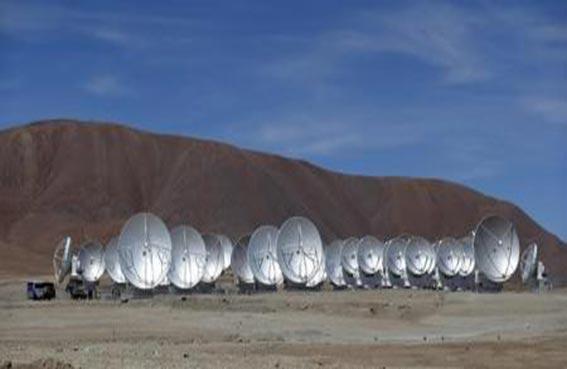 شركات ايطالية تبرم عقداً لمشروع تلسكوب تشيلي