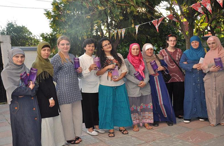 جمعية المرأة الثقافية تنظم اللقاء الخاص  في انتظار مجيئ شهر رمضان المبارك