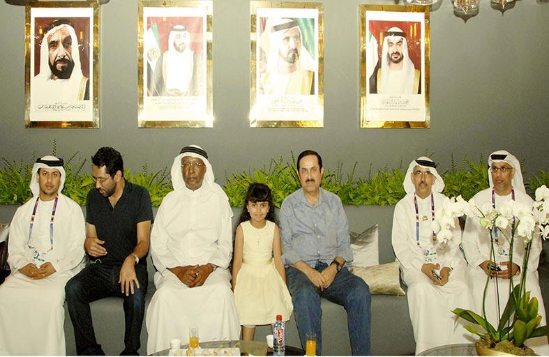 صقر غباش : الإمارات عززت مكانتها على خارطة المشاركات العالمية المتميزة