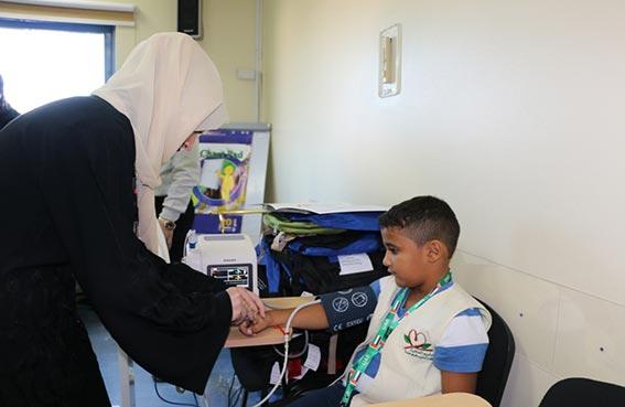 طبية رأس الخيمة تطلق مخيم العافية الثاني لأطفال الأمراض المزمنة