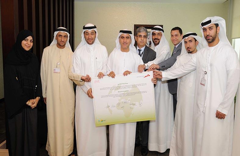 طرق دبي تحتفل بيوم البيئة العالمي بفعاليات متنوعة