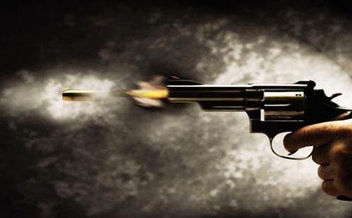 أطلق نكتة فتلقى طلقة