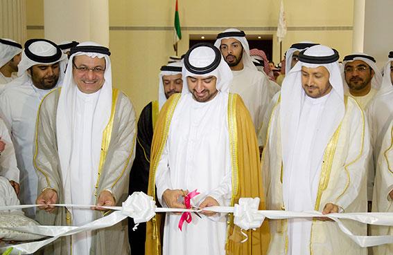 عبدالله بن سالم القاسمي يفتتح مؤتمر الشارقة الثاني للموارد البشرية
