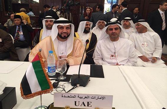 علي بن تميم : إساءة القرضاوي للإمارات تمثل أسوأ صور الإفتاء
