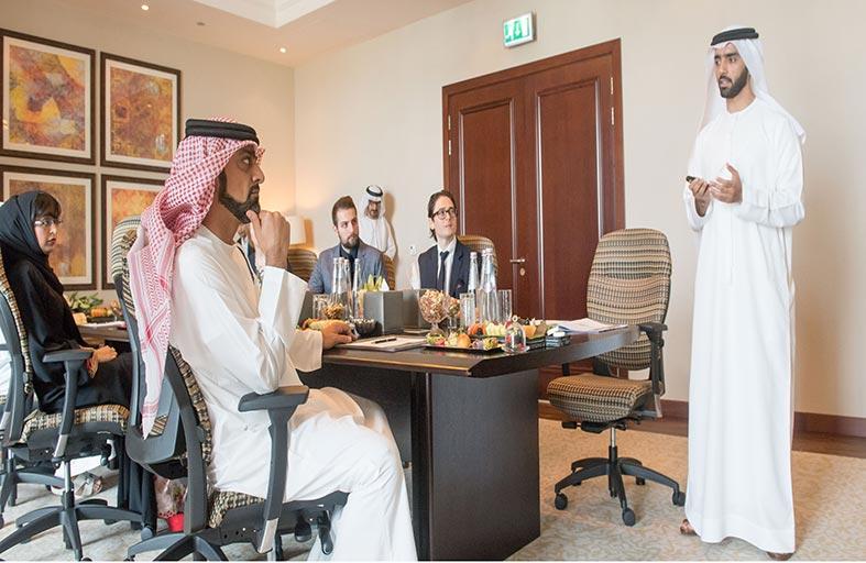 عمار النعيمي يصدر قراراً بشأن منظومة المؤشرات الحكومية الخاصة بالخارطة الاستراتيجية لرؤية عجمان 2021