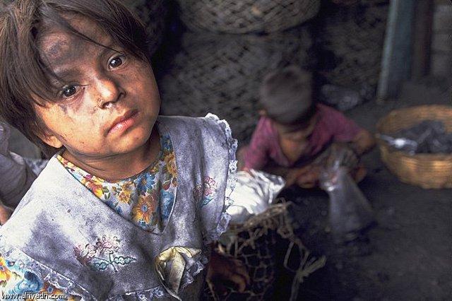 تراجع عمالة الأطفال في العالم
