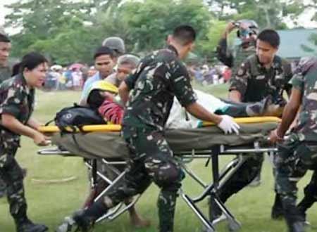 قتلى وجرحى في صفوف الجيش الفليبيني في كمين