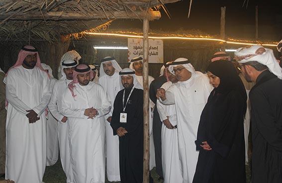 معهد الشارقة للتراث يشارك في مهرجان ضواحي الخامس