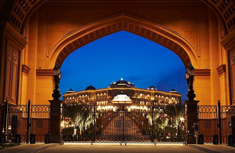 قصر الإمارات يحتفل باليوم الوطني الـ 44