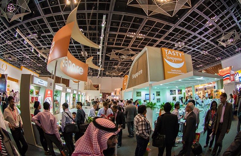 قطاع الأغذية والمشروبات المزدهر في المنطقة يدفع عجلة النمو  لسنغافورة الشريك التجاري الرئيسي لدول مجلس التعاون الخليجي