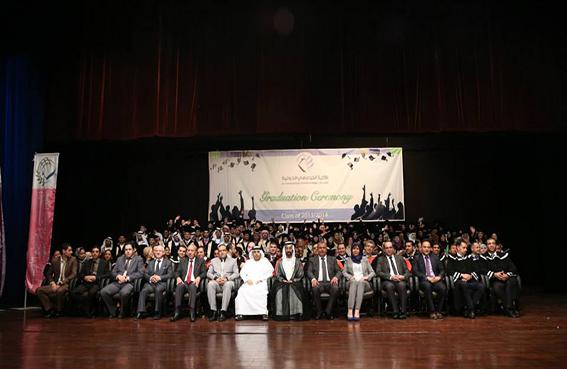 كلية الخوارزمي تحتفل بتخريج 360 من طلبتها ببرامج البكالوريوس والدبلوم في أبوظبي والعين