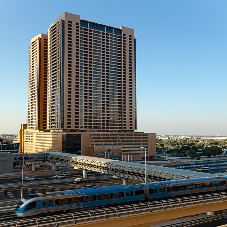 جلوريا الإماراتية تدشن 6 فنادق بالخليج ومصر خلال 3 أعوام