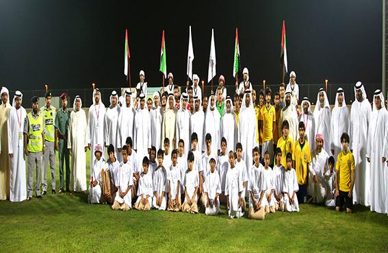 نشاطات رياضية وتراثية ومجتمعية ، بمشاركة طلابية واسعة