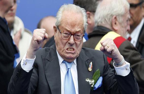 فرنسا: الحرب الأخيرة  لزعيم اليمين المتطرف..!