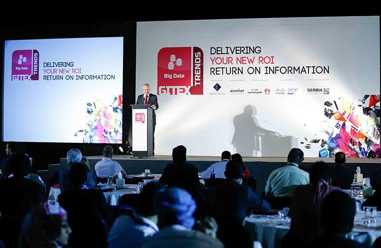 مؤتمر جيتكس يسلط الضوء على طرق استفادة الشركات  الإقليمية من البيانات الكبيرة في تحسين العائد على الاستثمار