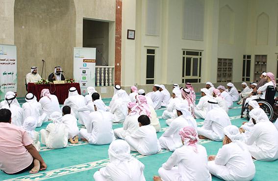 مؤسسة رأس الخيمة للقرآن الكريم تنظم محاضرات في المناطق النائية