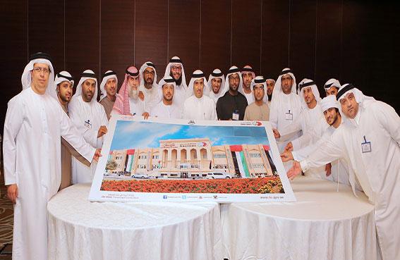 محاكم دبي تقيم لقاء برنامج 365 لاستعراض نتائج مؤشرات المحاكم والإدارات