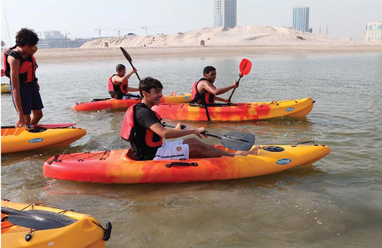 مراكز الناشئة تنظم 5 مشاريع لصيف 2013