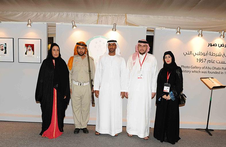 مركز إحصاء أبوظبي يثمن مشاركة شرطة ابوظبي في دعم مبادرة أكبر خارطة إحصائية للإمارة