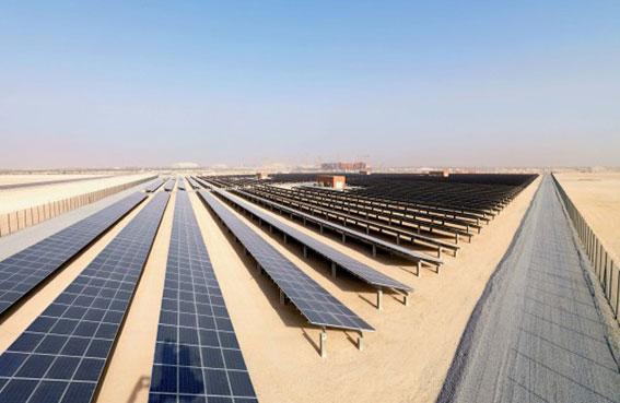 أبوظبي للتنمية يمول 4 مشاريع للطاقة المتجددة بقيمة 163.4 مليون درهم