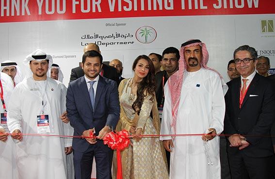 دائرة الأراضي والأملاك في دبي ومجموعة من البنوك الإماراتية و35 مطوراً رائداً يوفرون فرصاً عقارية للهنود