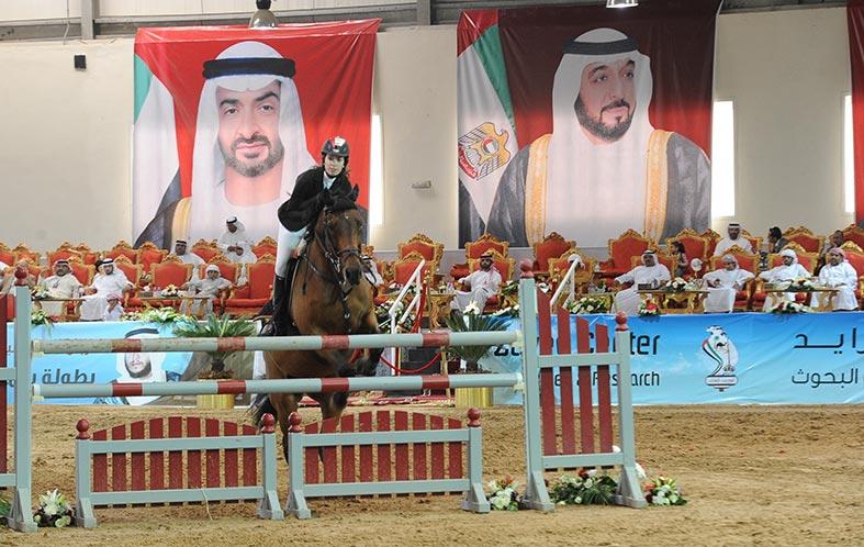 ينظمه نادي تراث الإمارات في 28 فبراير الجاري .. استكمال الاستعدادات لإطلاق فعاليات مهرجان سلطان بن زايد الدولي السابع للفروسية