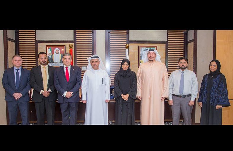 مواصلات الإمارات تنال شهادة الآيزو في إدارة أمن أنظمة المعلـومات 27001:2013