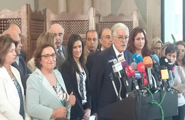 16 نائبا يستقيلون رسميا من كتلة نداء تونس
