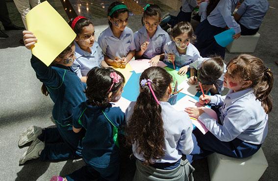 تبرعات حملة القلب الكبير تفتح أبواب الأمل مشرّعة أمام أحلام الأطفال اللاجئين السوريين