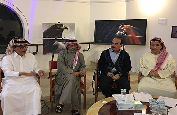 أمسية ختامية احتفالية في فرع اتحاد الكتاب والأدباء بأبوظبي
