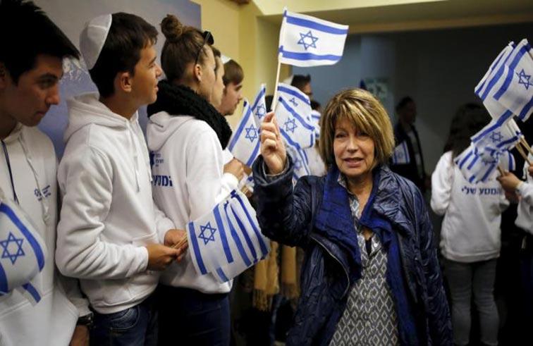 هجرة قياسية ليهود فرنسا إلى إسرائيل