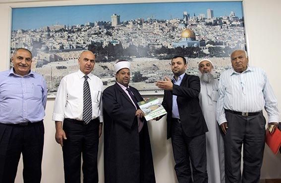 هيئة الأعمال الخيرية الإماراتية تنهي استعداداتها لإطلاق حملة جسور الخير الرمضانية في فلسطين