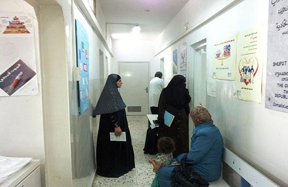 هيئة الهلال الأحمر الاماراتي تعيد بناء مركز صحي في القدس يقدم خدمات طبية لأكثر من ثلاثين الف فلسطيني