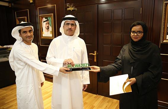 هيئة كهرباء ومياه دبي تكرّم الفائزين بالدورة الثانية من