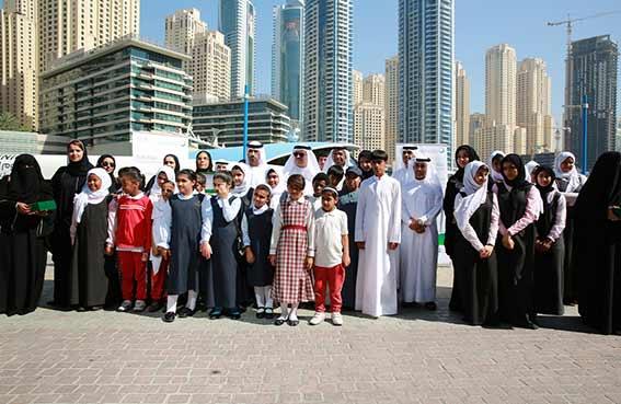 هيئة كهرباء ومياه دبي .. التزام جاد ومستمر بقيم المسؤولية المؤسسية والتنمية المجتمعية