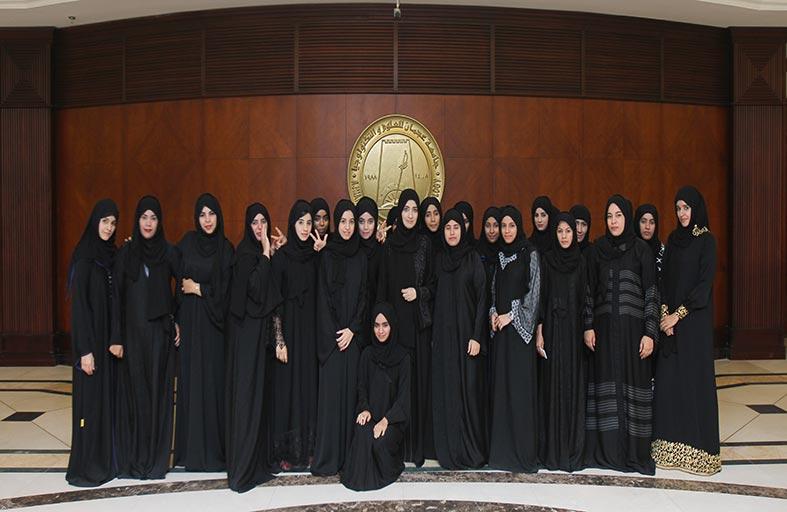 ورش عمل تربوية متخصصة لطالبات جامعة عجمان