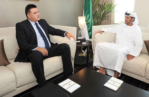 وزارة الخارجية تبحث التعاون مع قبرص