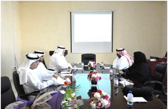 دائرة القضاء في أبوظبي تفتتح معرض الإحصاء في خدمة القانون والقضاء