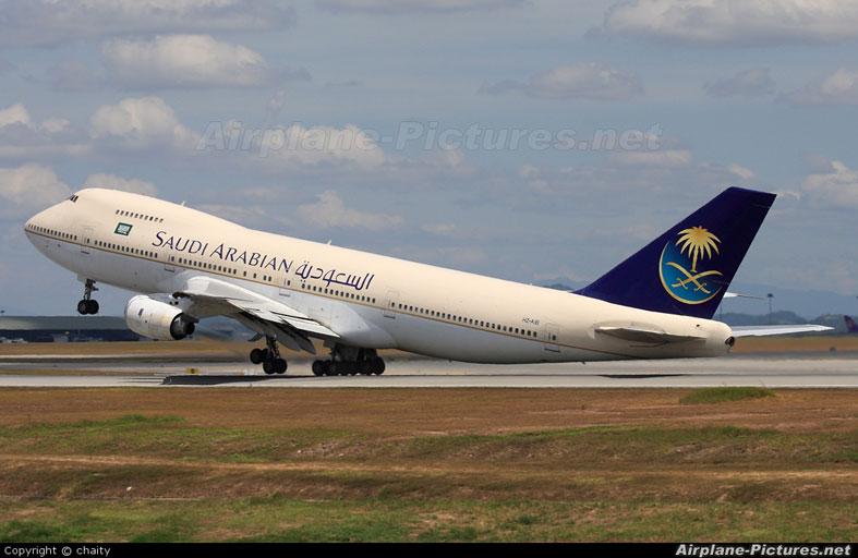 ارتفاع معدل الأداء التشغيلي للخطوط الجوية السعودية