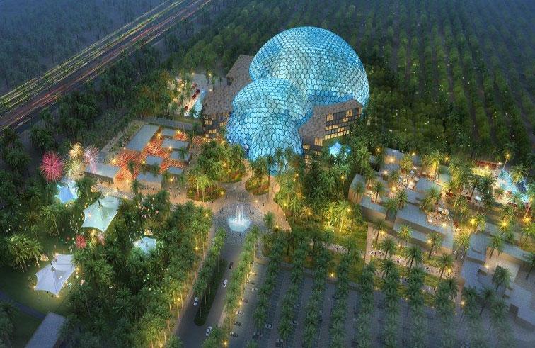 بلدية مدينة أبوظبي تطلق مشروع تطوير منتزه الشريعة بأبوظبي