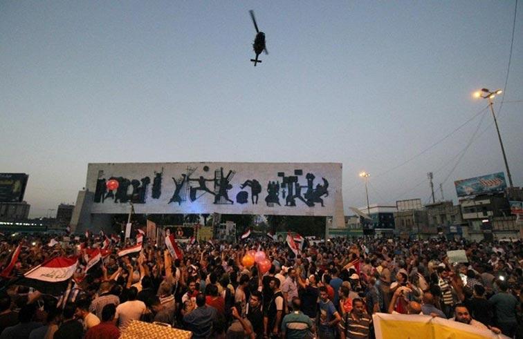 تجدد الاحتجاجات للمطالبة بالإصلاح في العراق
