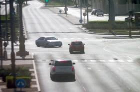 شرطة أبوظبي: تجاوز الإشارة الحمراء يهدد سلامة مستخدمي الطريق