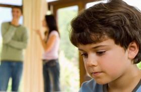 اكتئاب الآباء يؤثر على الأبناء