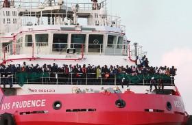 منظمات إنسانية قلقة إزاء انقطاع تدفق اللاجئين من ليبيا