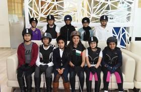 كأس أكاديمية فاطمة بنت مبارك الدولية لقفز الحواجز 2018 يستقطب أبرز الفارسات والفرسان إلى أبوظبي