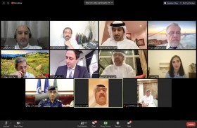 أكاديمية شرطة دبي تناقش مستقبل التعليم والتدريب في الأكاديميات والكليات الشرطية في ظل كوفيد 19