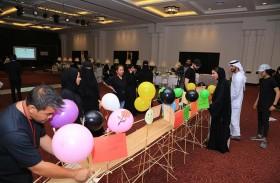 إدارة مراكز التنمية الأسرية تنظم حفلاً لموظفيها بعنوان «جمعتنا سعادة»