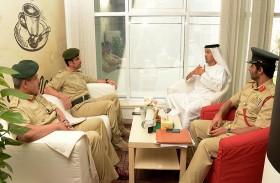 تعاون بين شرطة دبي و دائرة السياحة والتسويق التجاري